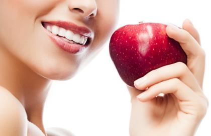 Fruits and oral hygiene